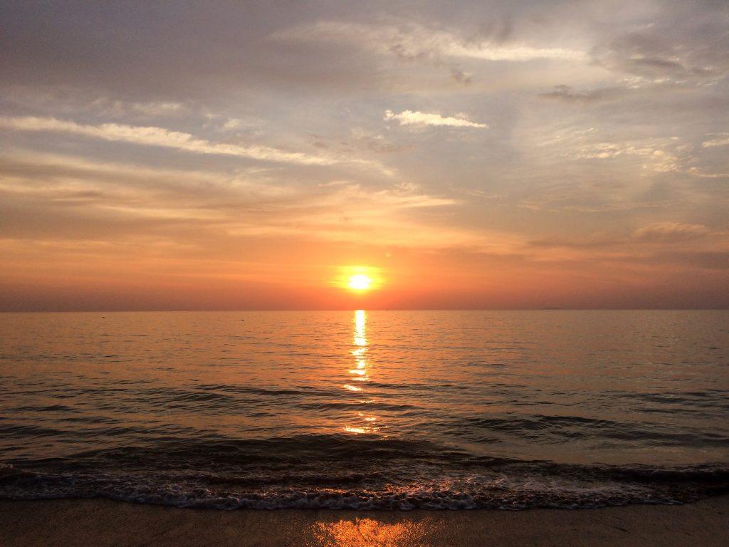 Sunset, Ko Lanta, Thailand