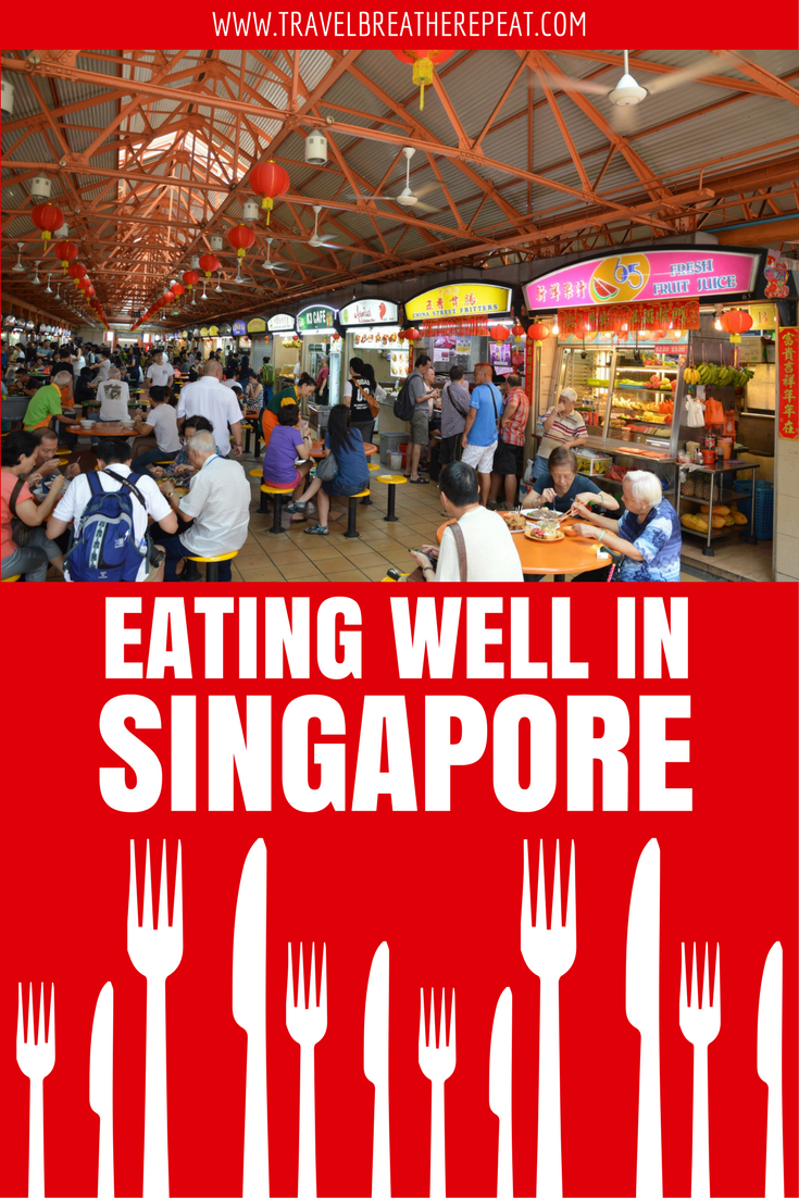 Eating well in Singapore