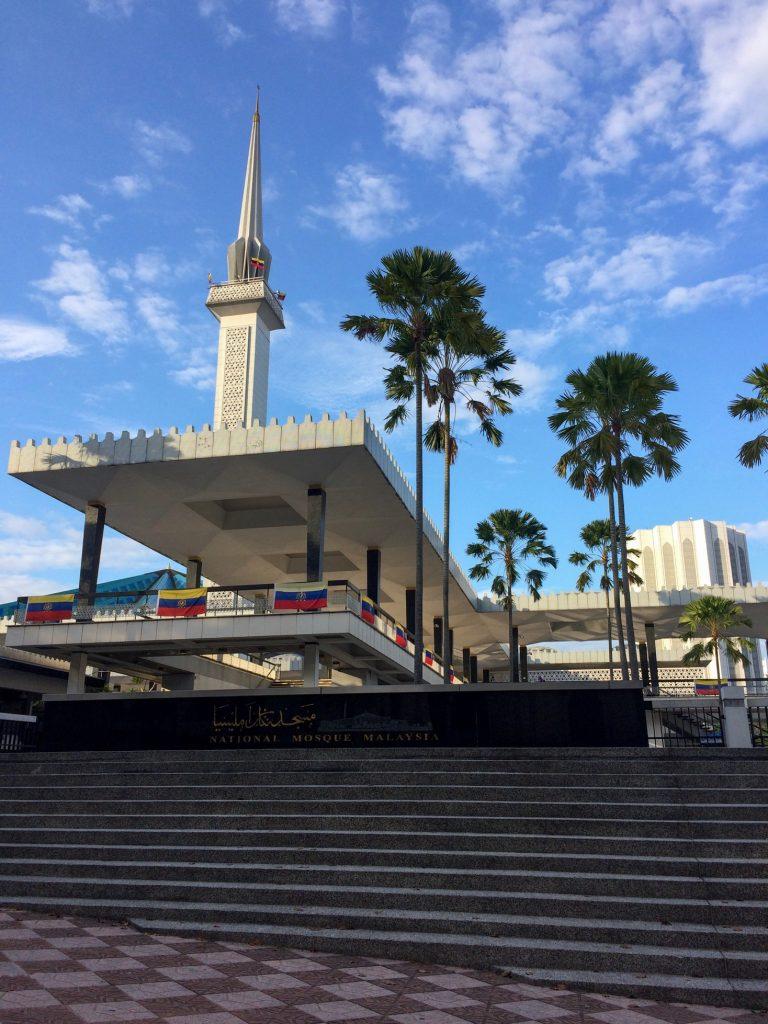 National Mosque of Malaysia, Kuala Lumpur