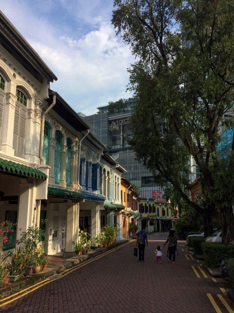 Emerald Hill Road, Singapore