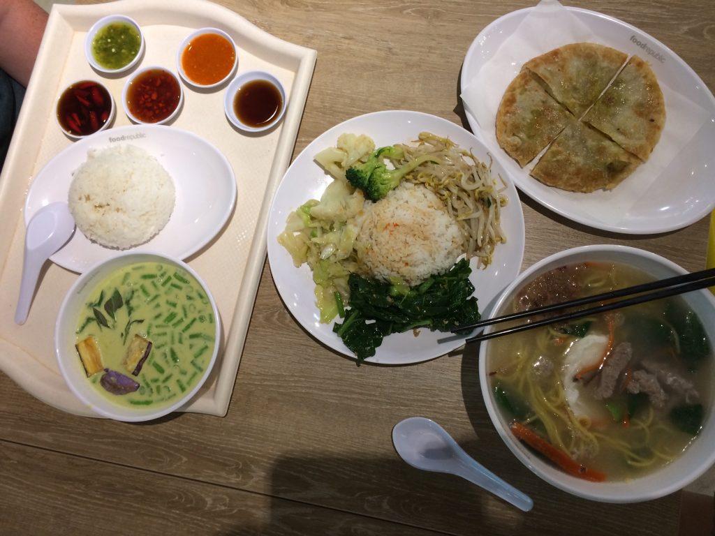 Food Republic Feast, Singapore