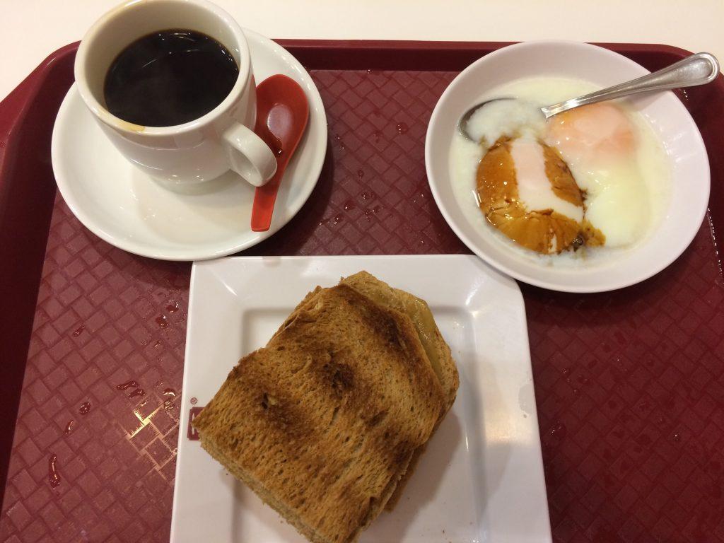 Ya Kun Kaya Toast, Singapore