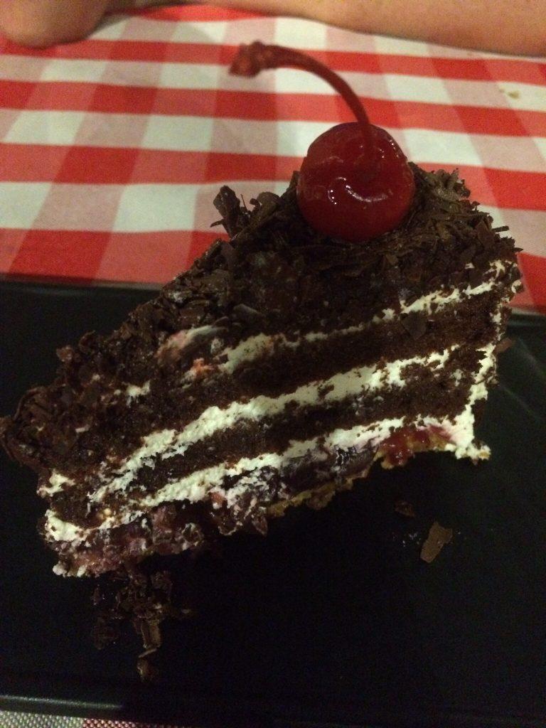 Black Forest Cake, Stuttgart Blackforest Boutique S-Café, Singapore
