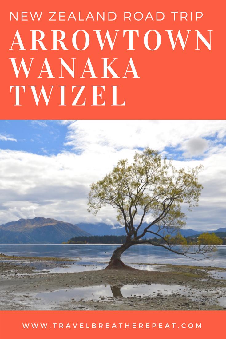 New Zealand Road Trip: Arrowtown, Wanaka, Twizel