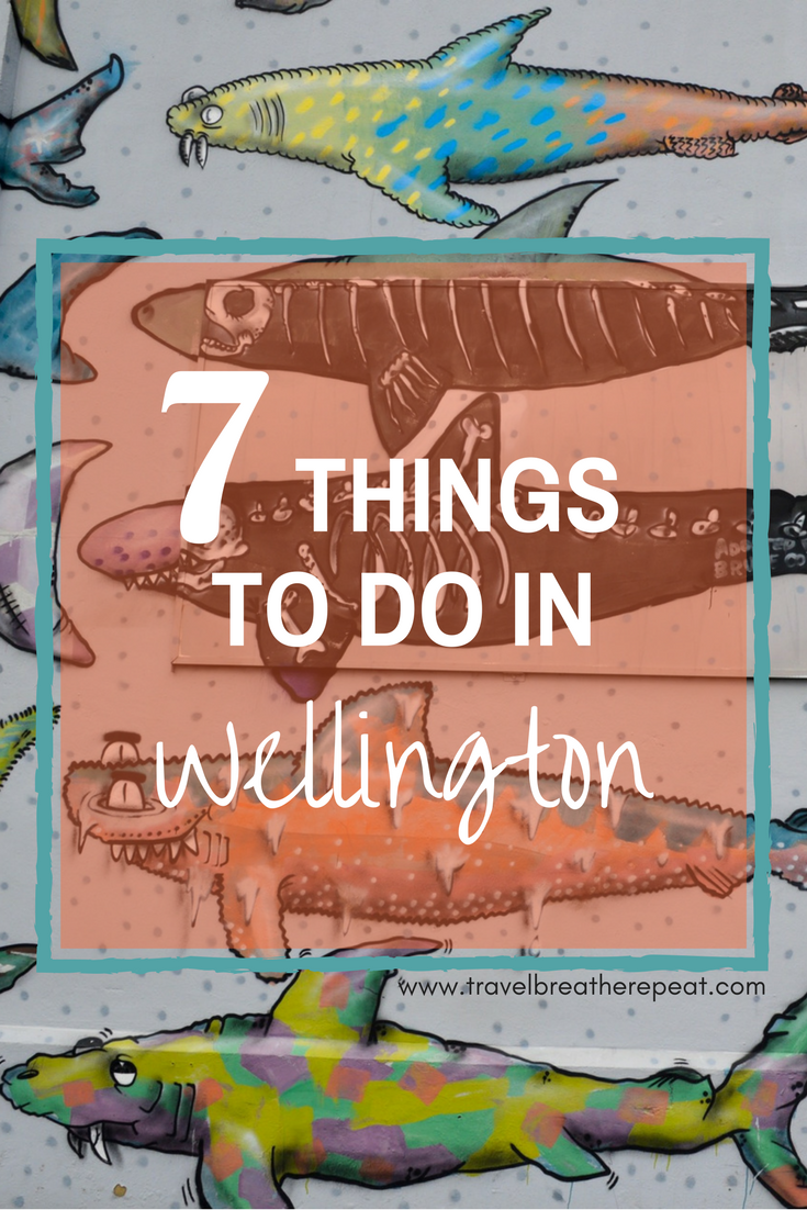 7 things to do in Wellington, New Zealand