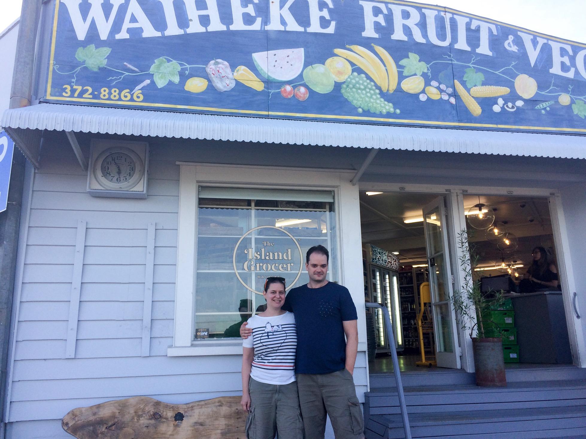 Waiheke Fruit and Vegetables, New Zealand