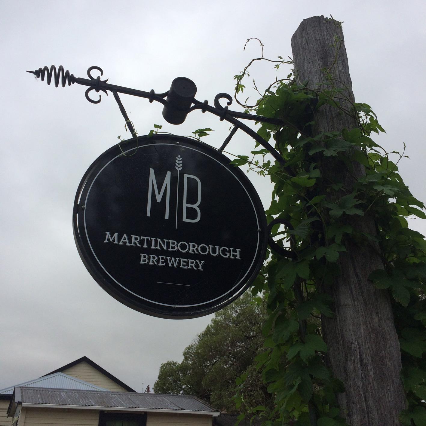 Martinborough Brewery, New Zealand