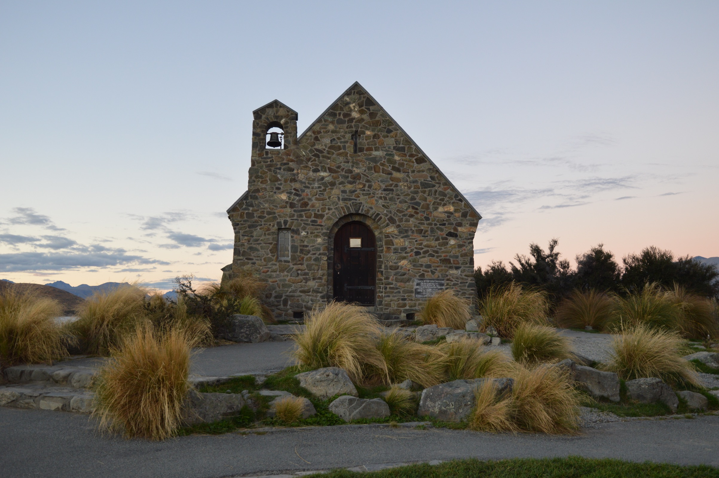 The Church of the Good Shepherd, Lake Tekapo, New Zealand