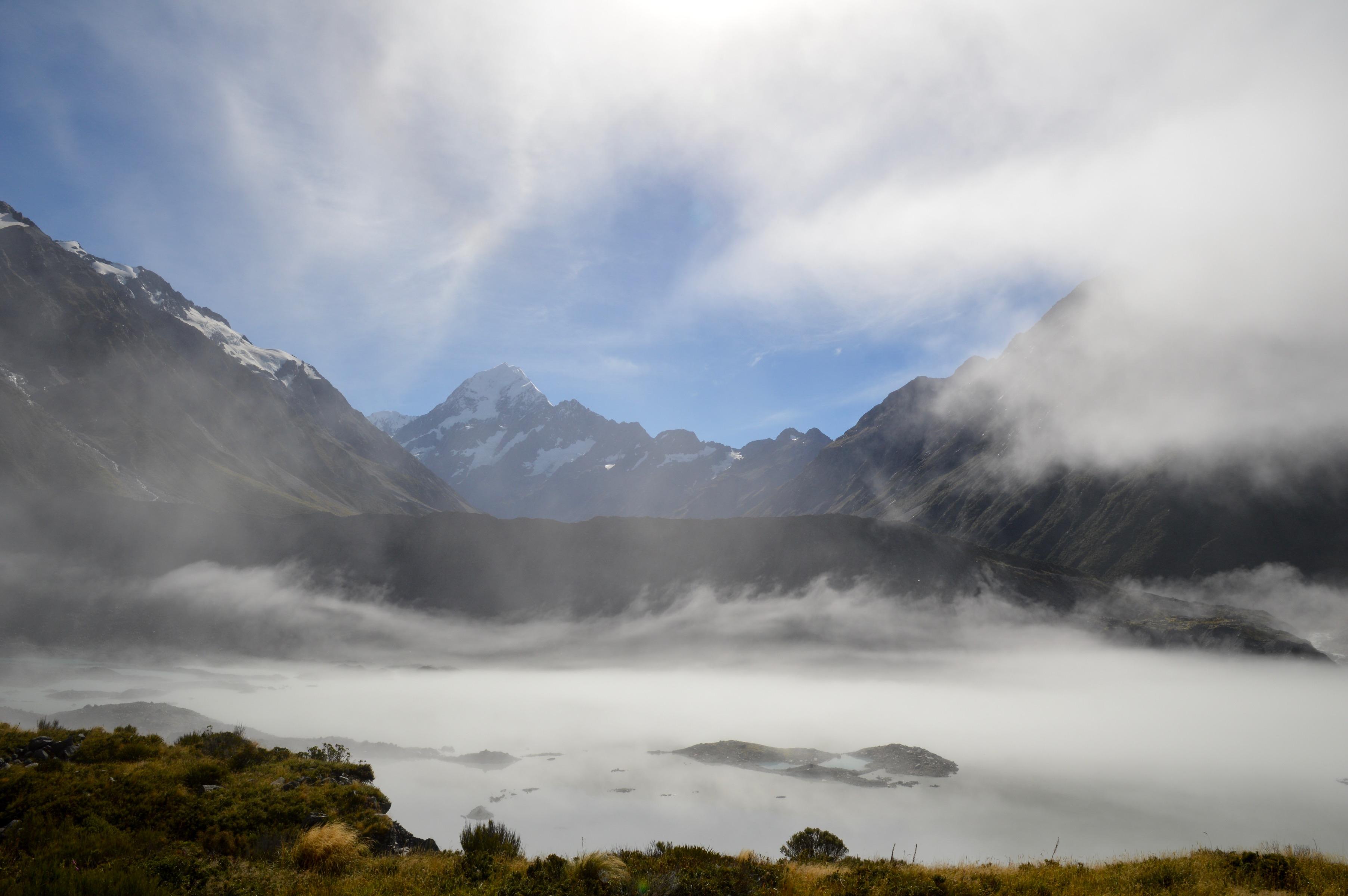 Kea Point, Aoraki/Mount Cook National Park, New Zealand