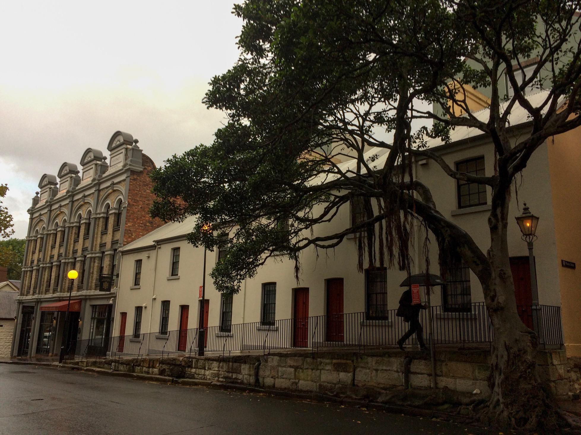Harrington Street in SydneyHarrington Street, Sydney, Australia