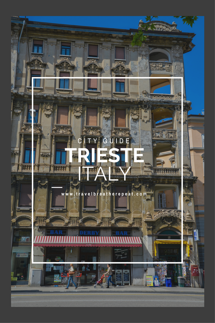 Trieste, Italy city guide