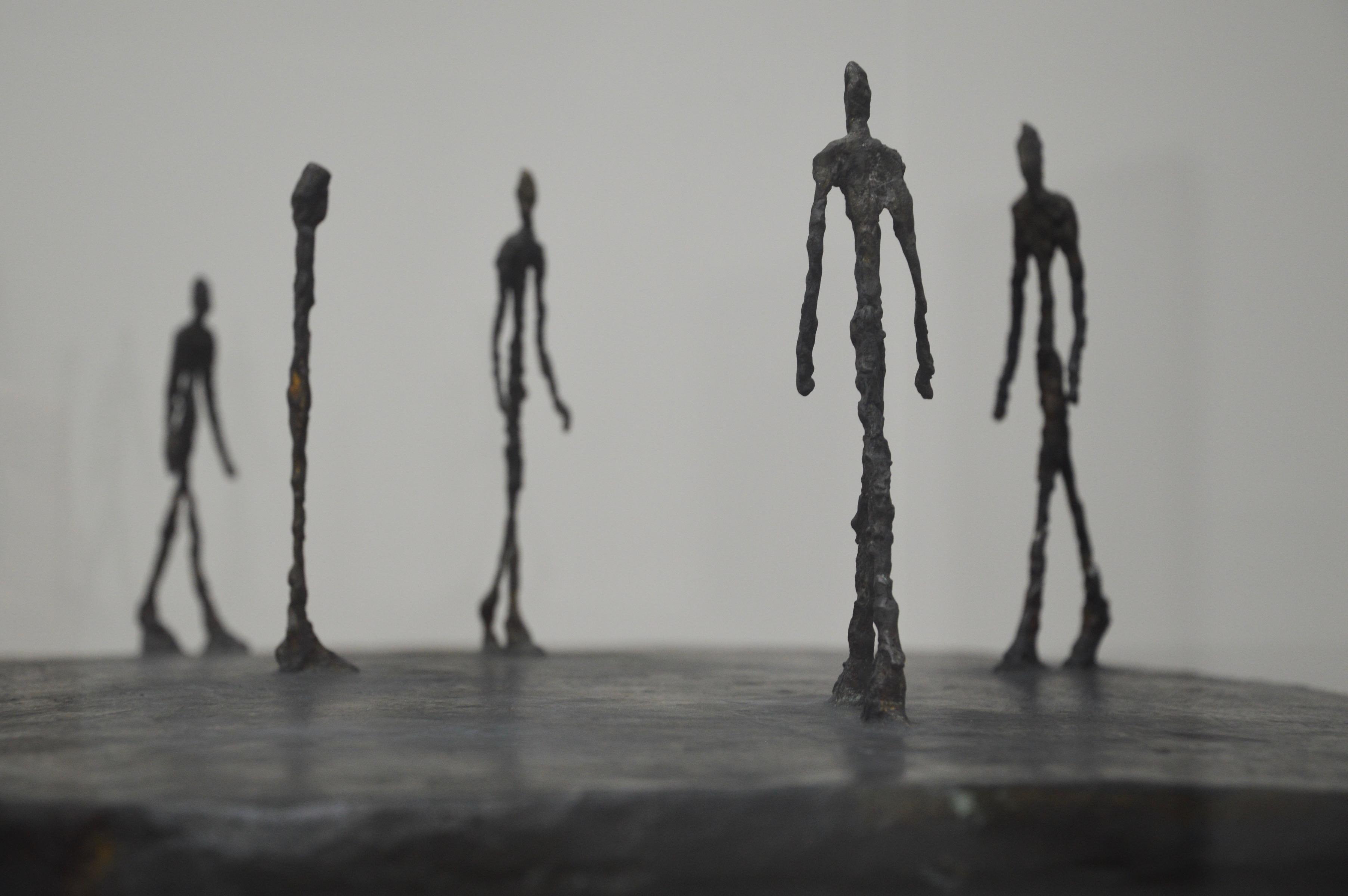 Giacometti, Kunstmuseum, Bazelis, Šveicarija
