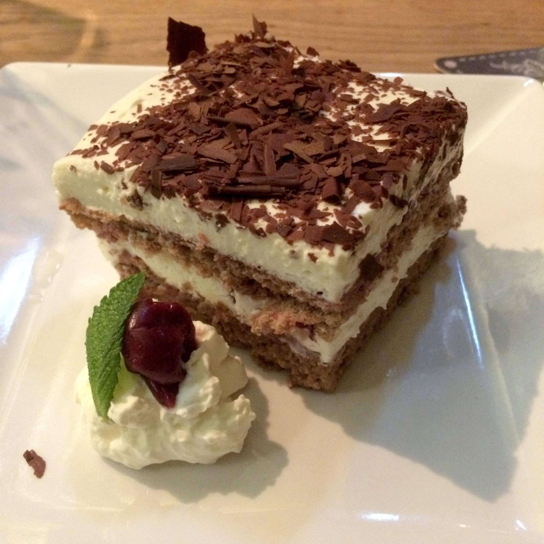 Black Forest Cake, Fuxn, Salzburg, Austria