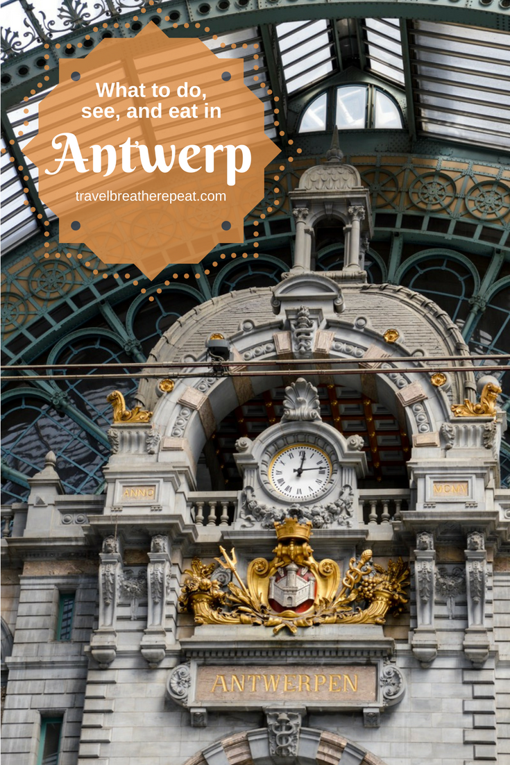 What to do, see, and eat in Antwerp, Belgium