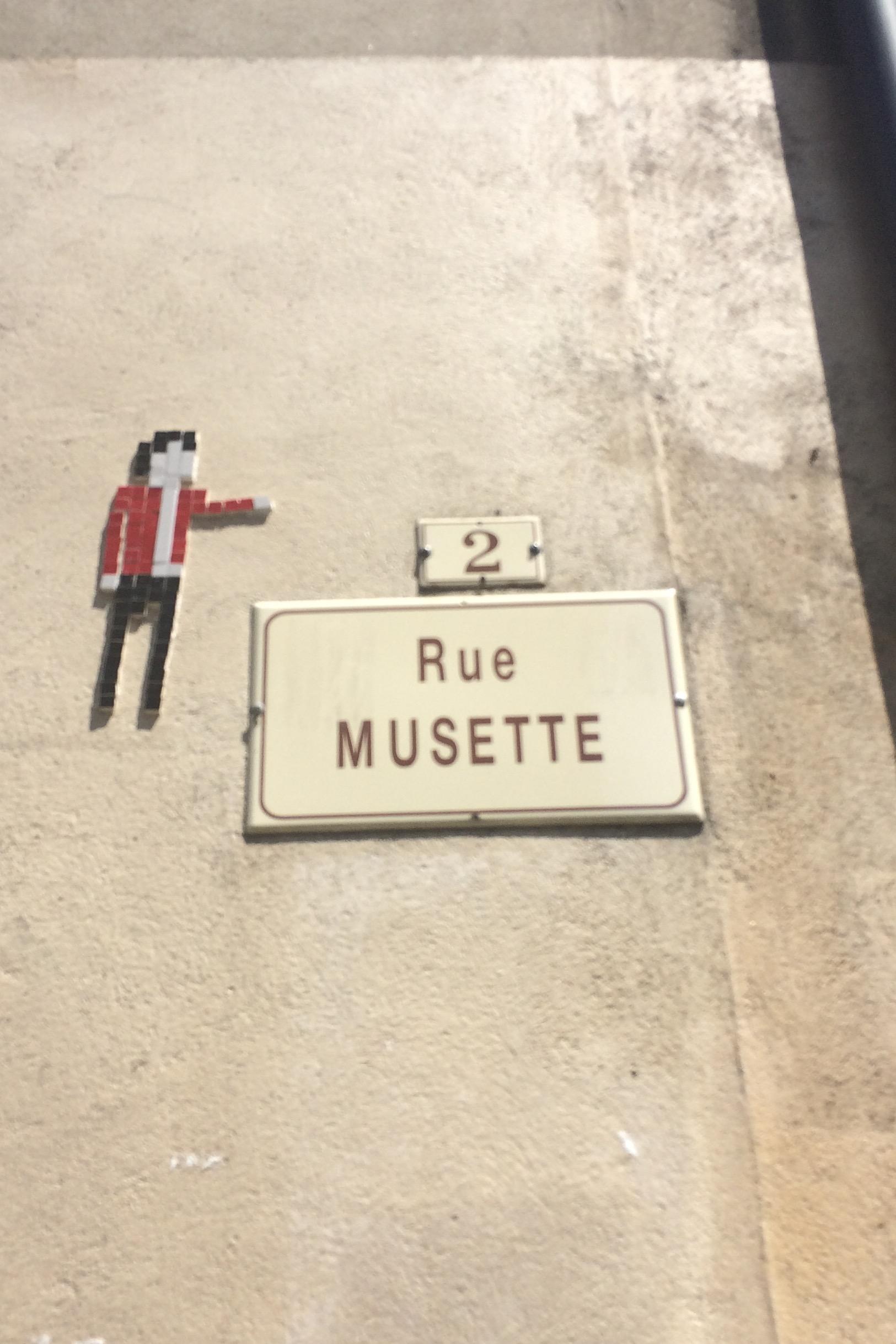 Rue Musette, Dijon, France