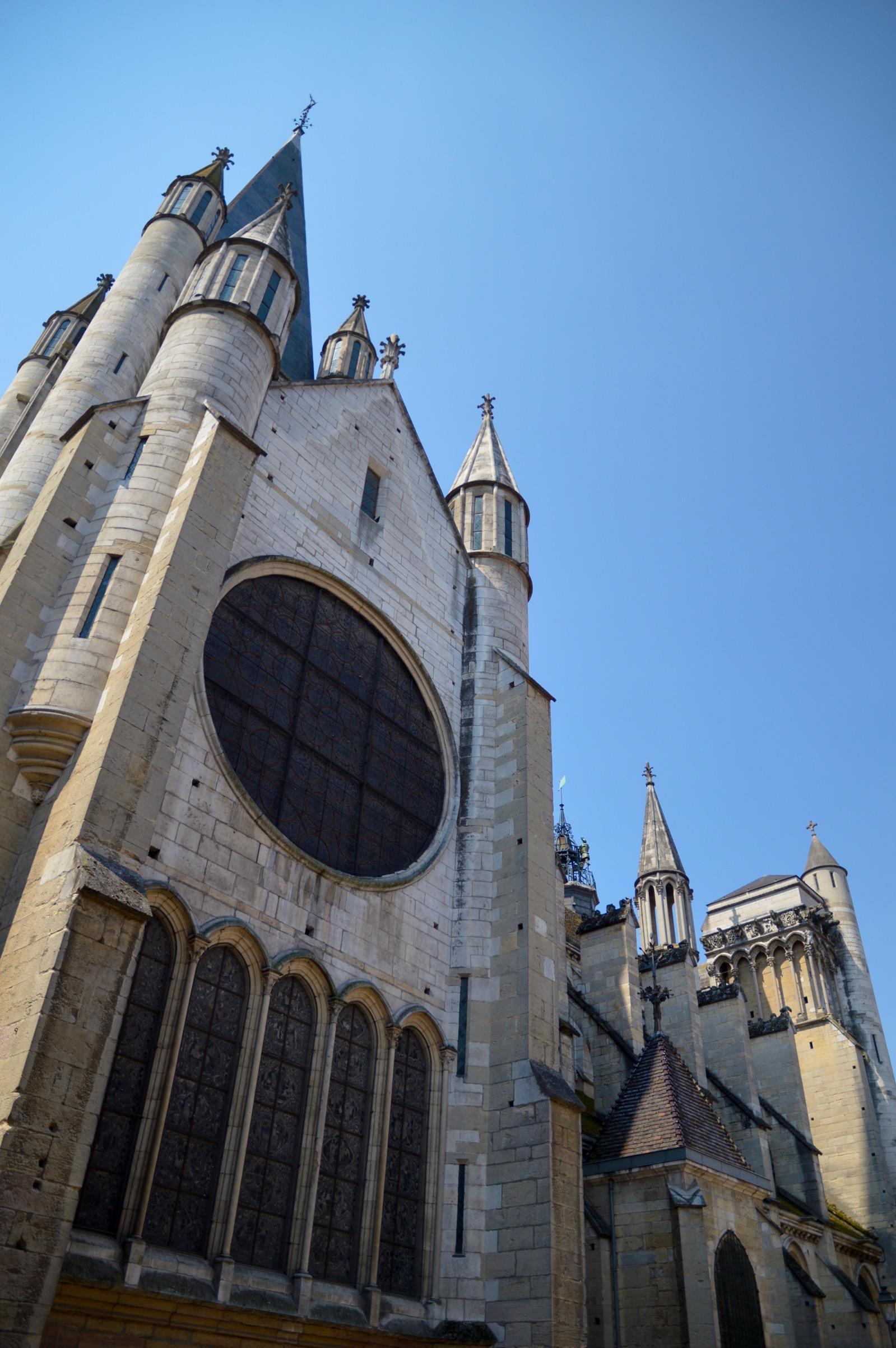 Église Saint-Michel, Dijon, France