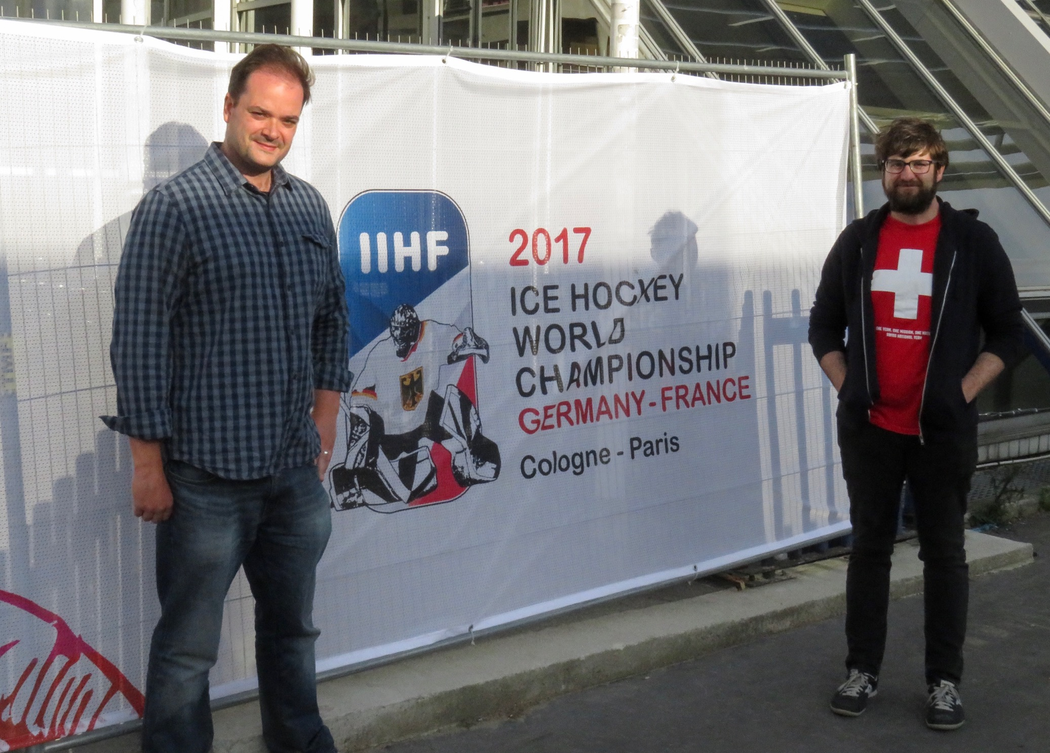 Ice Hockey World Championship, Paris, France