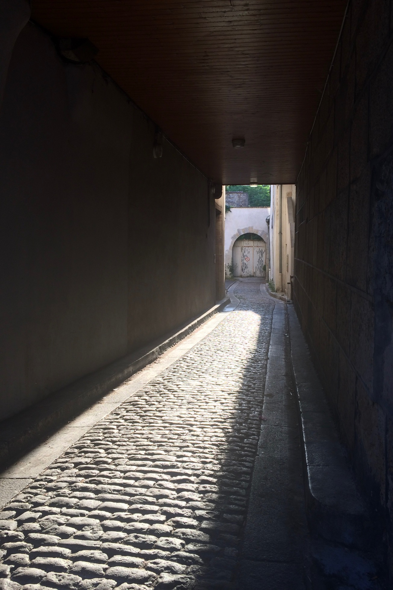 Alleyway, Dijon, France