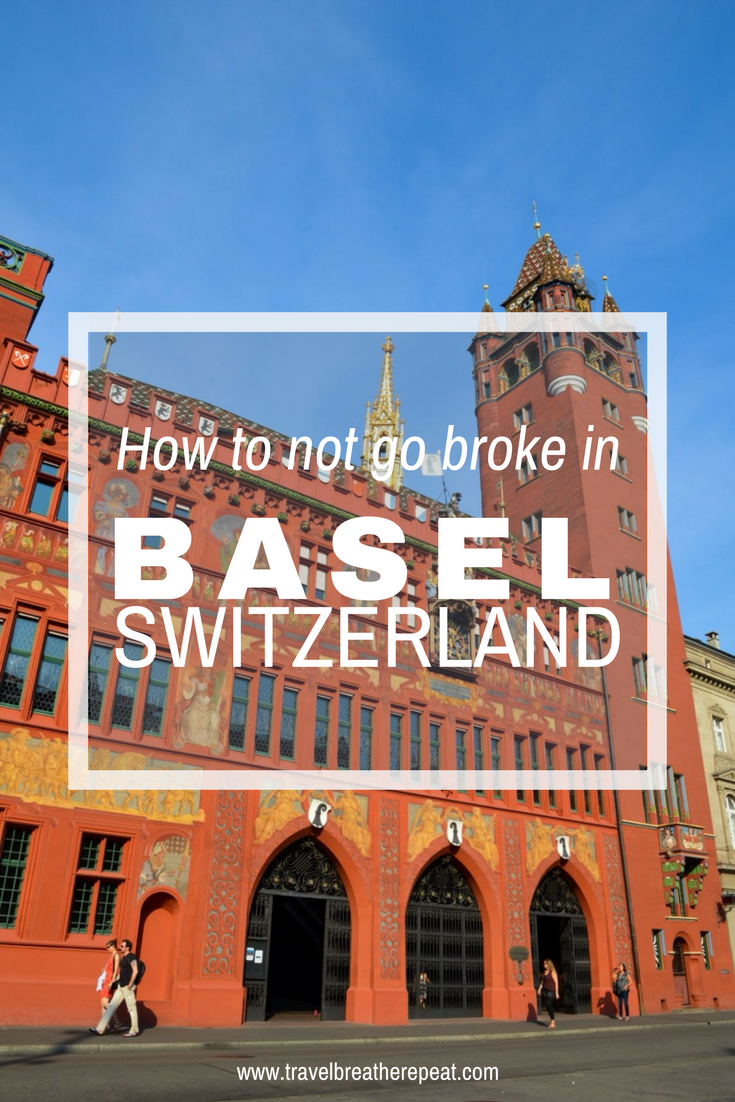 How to save money in Basel, Switzerland: recommedations for free things to do and cheap eats