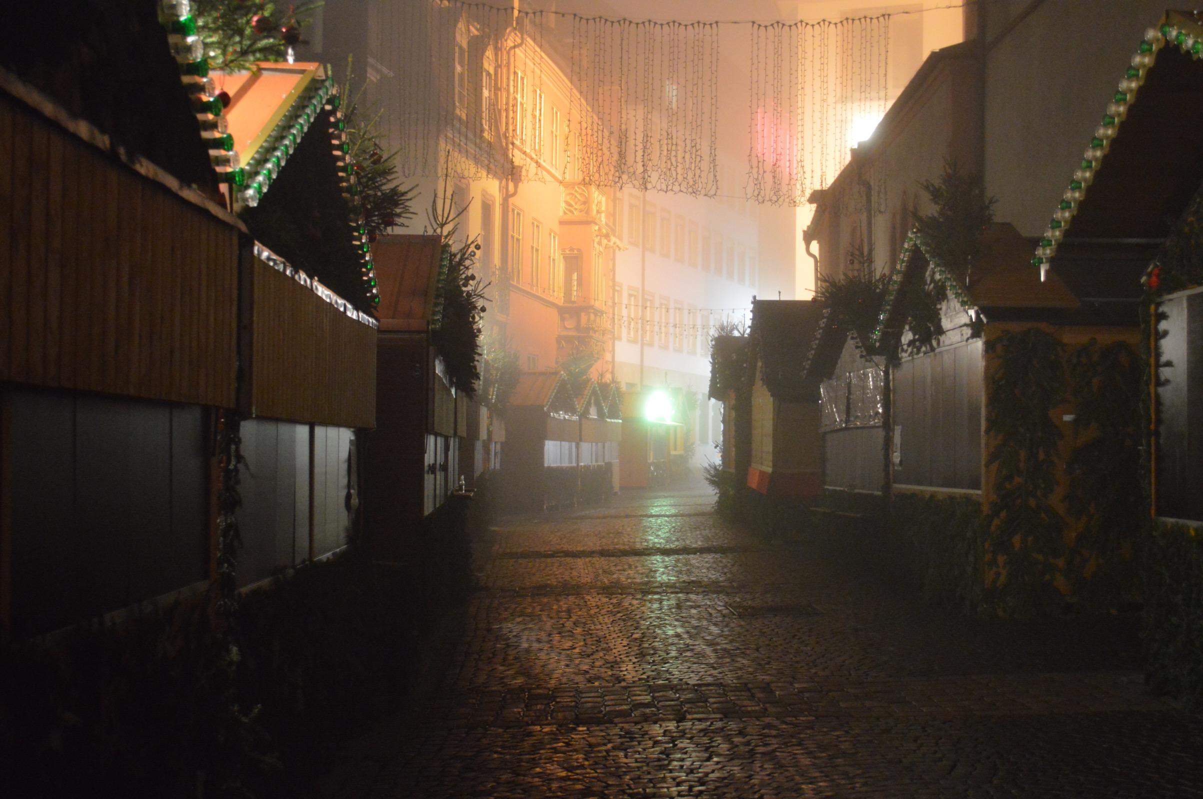 Christmas Market, Freiburg, Germany