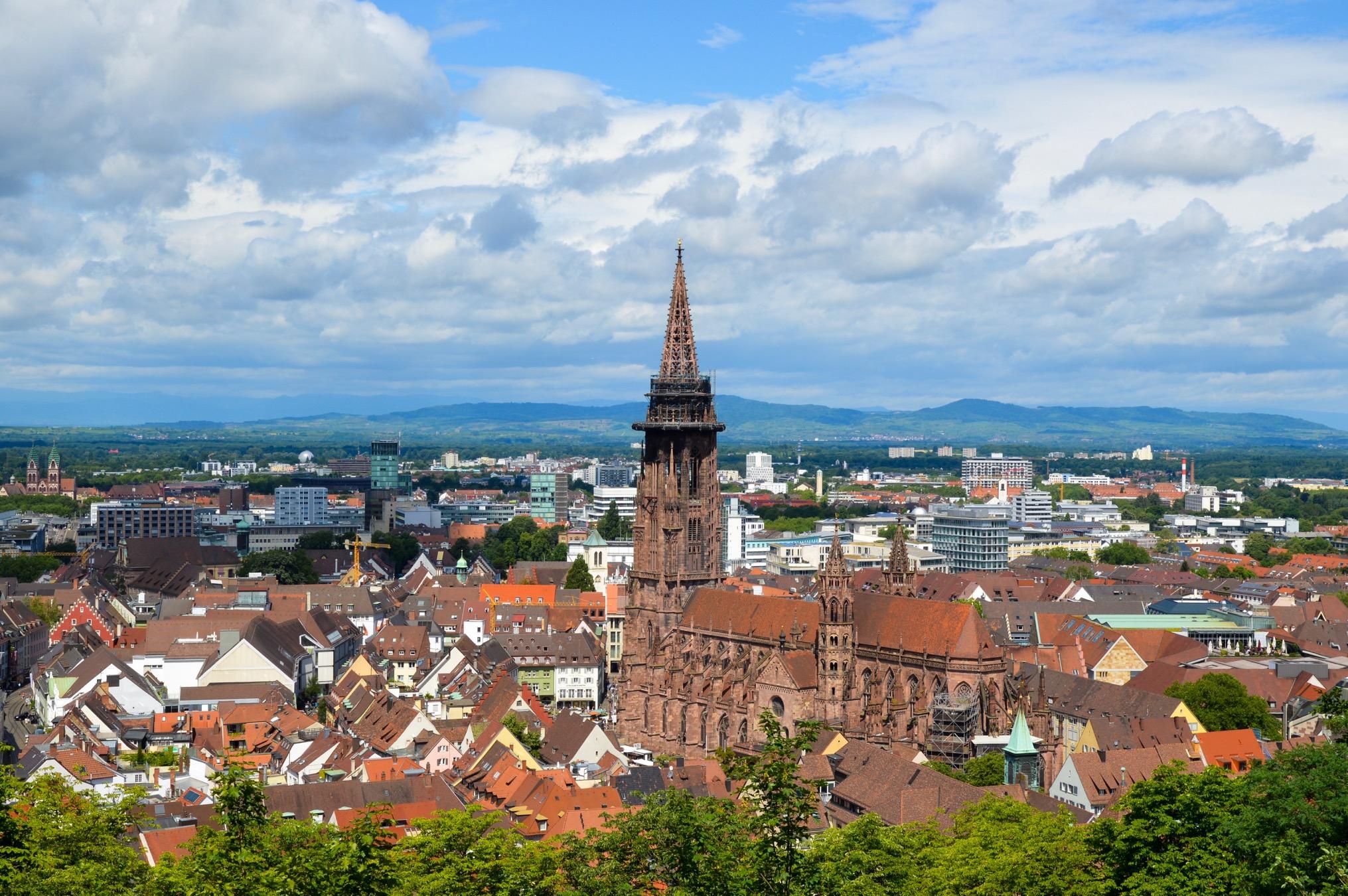 Freiburger Münster, Freiburg, Germany