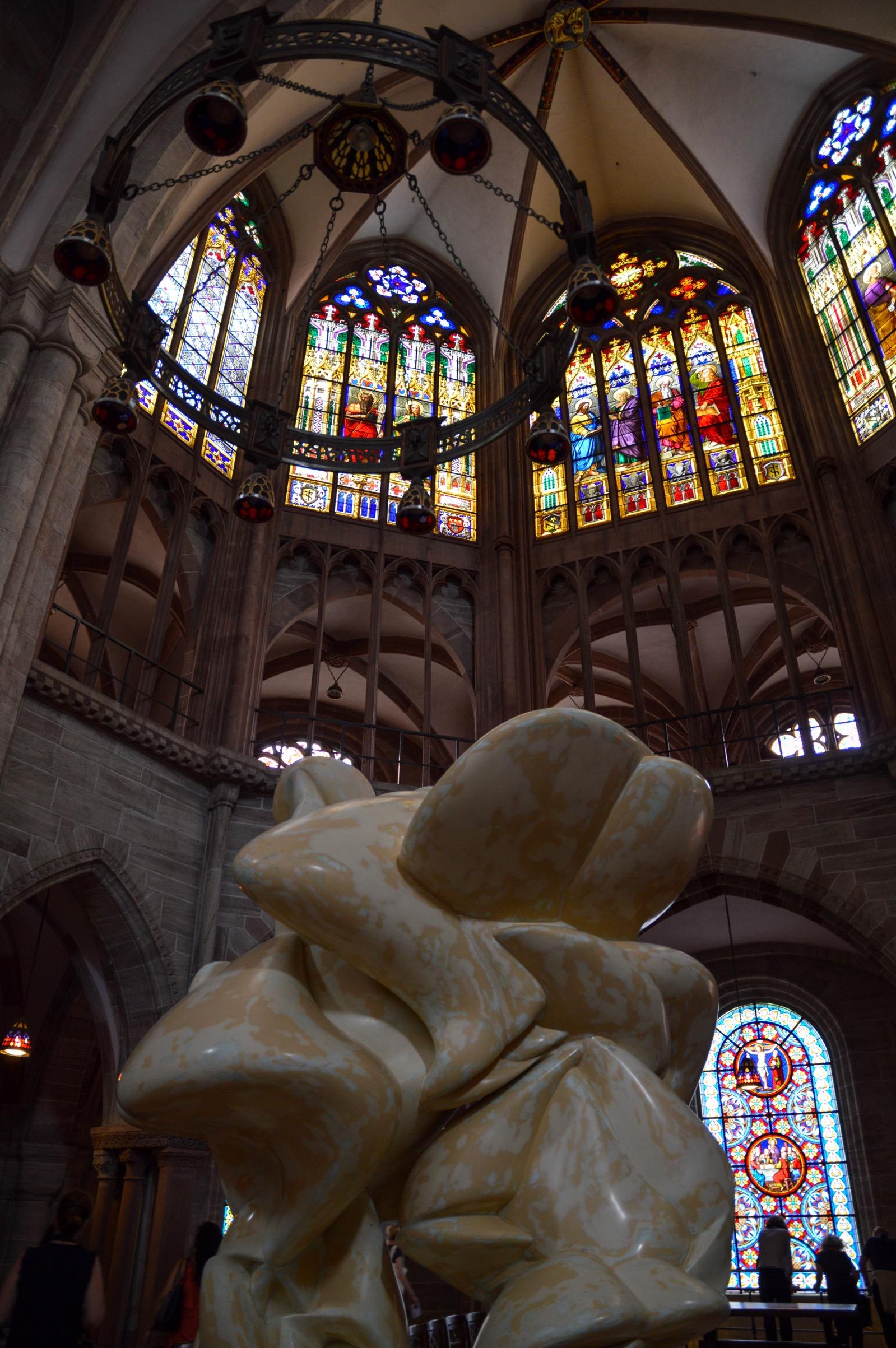 Basler Münster, Basel, Switzerland