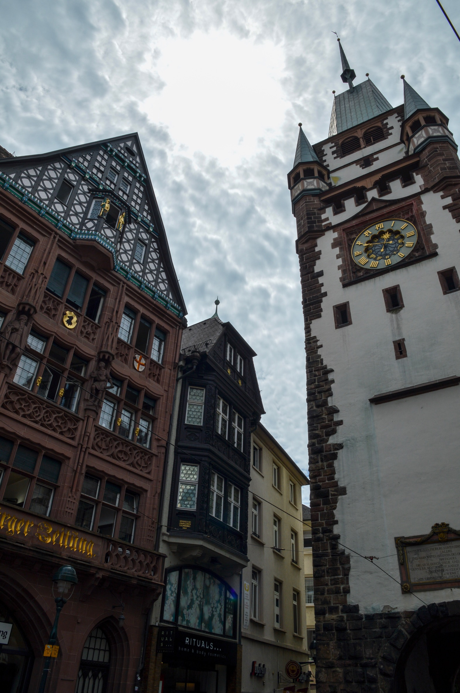Martinstor, Freiburg, Germany