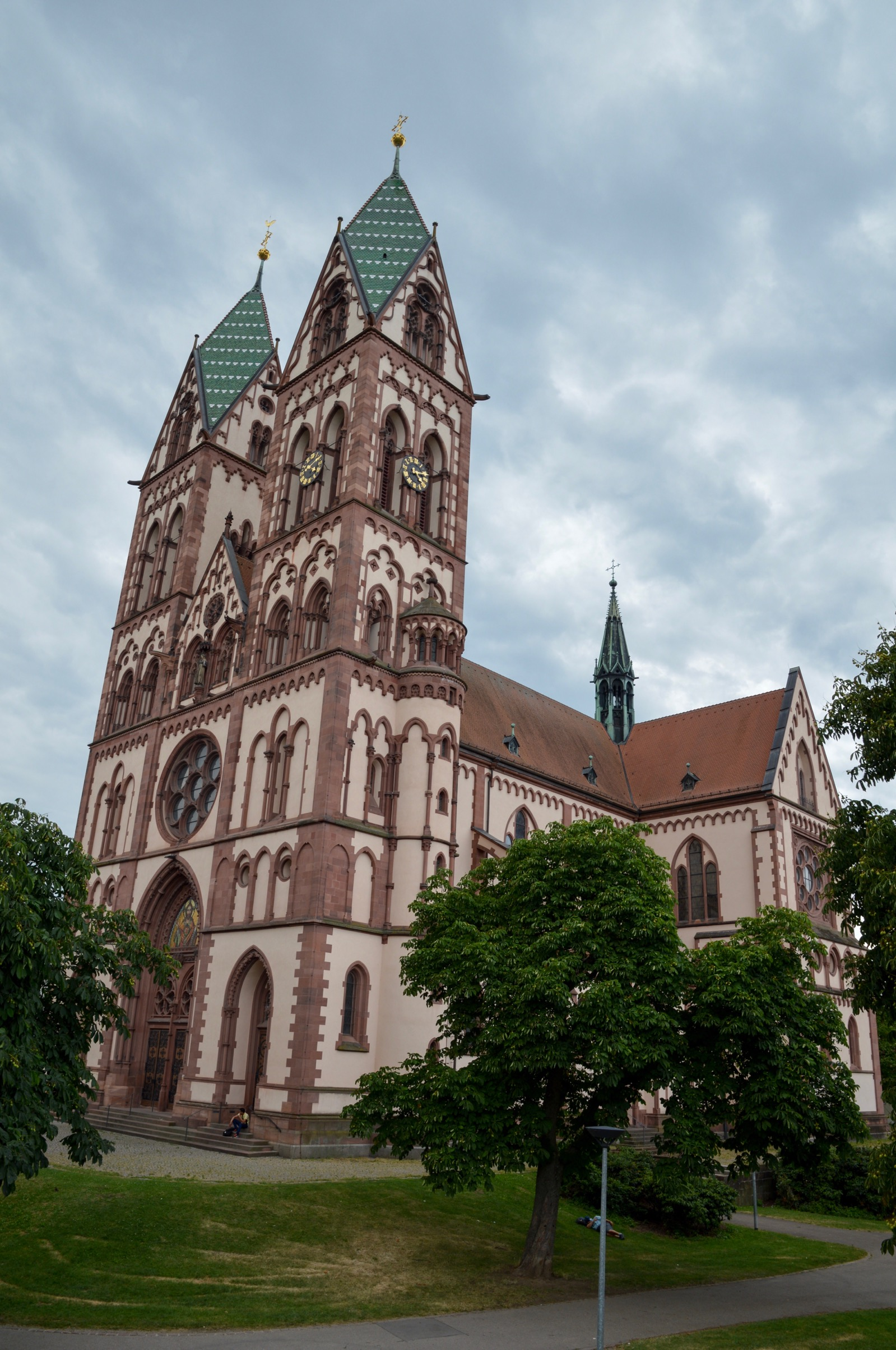 Herz-Jesu-Kirche, Freiburg, Germany