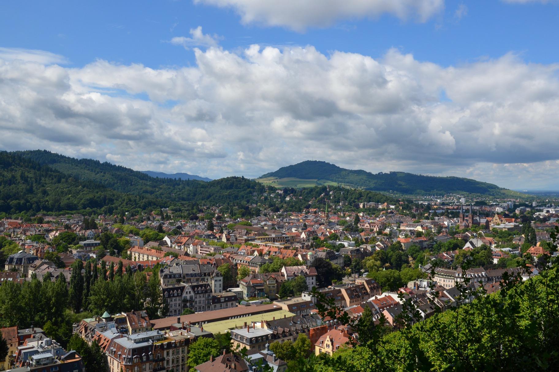 Schlossberg, Freiburg, Germany