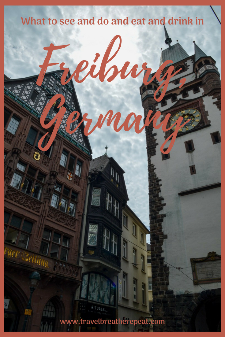 What to do and see and eat and drink in Freiburg, Germany; ultimate city guide to Freiburg; #freiburg #germany #europe #travel