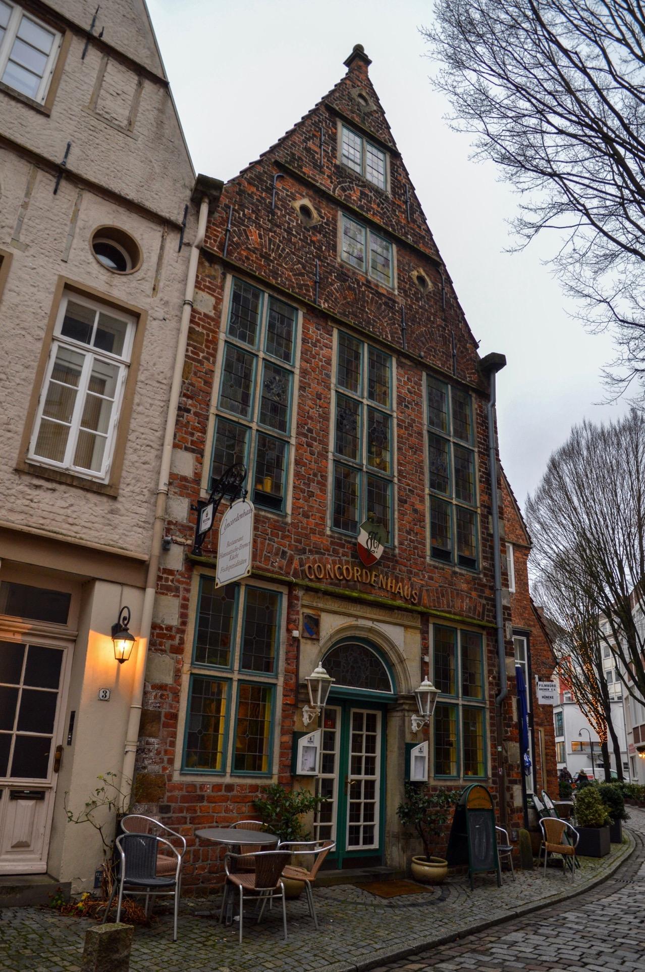 The Schnoor, Bremen, Germany