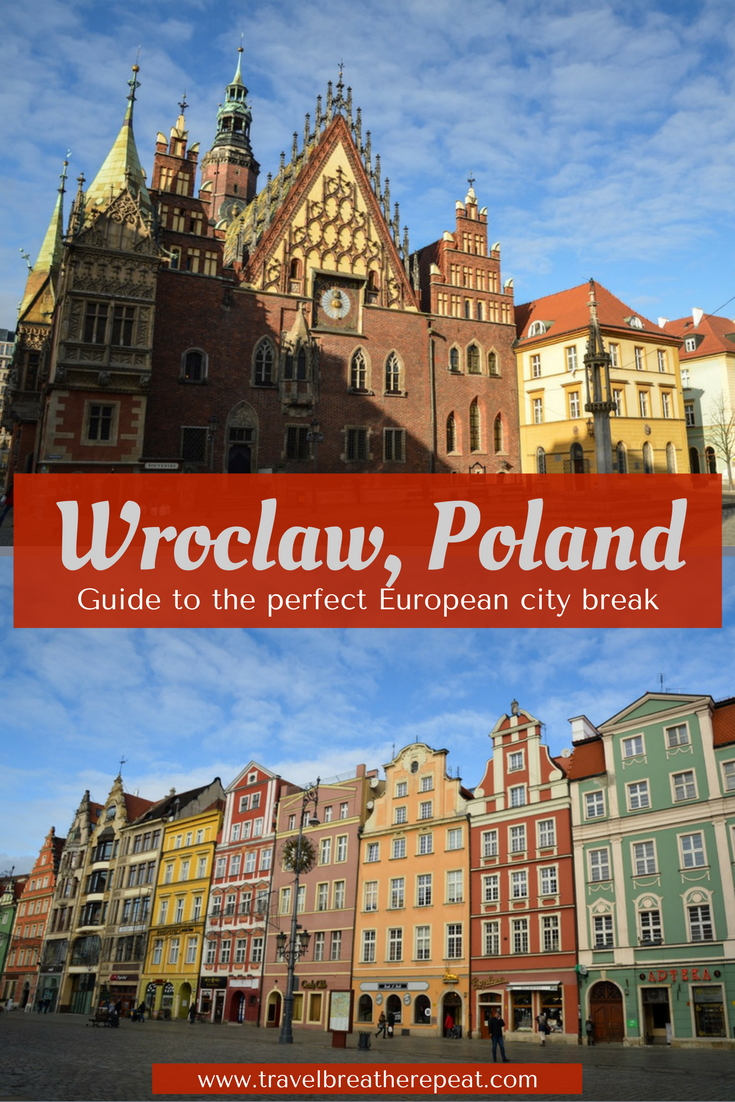 Wroclaw, Poland: guide to the perfect European city break; how to see the Wroclaw gnomes; what to do in Wroclaw; #wroclaw #poland #europe #citybreak