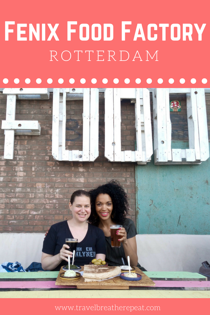 Why you should visit Fenix Food Factory in Rotterdam, the Netherlands; food markets in Rotterdam; #rotterdam #netherlands #europe #foodmarket #food #travel