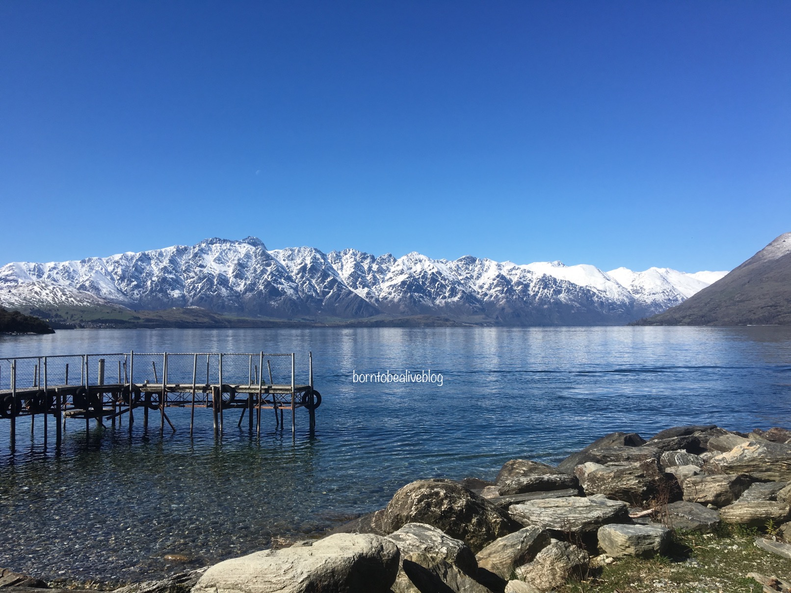 Wheelchair accessible travel destinations: Queenstown, New Zealand