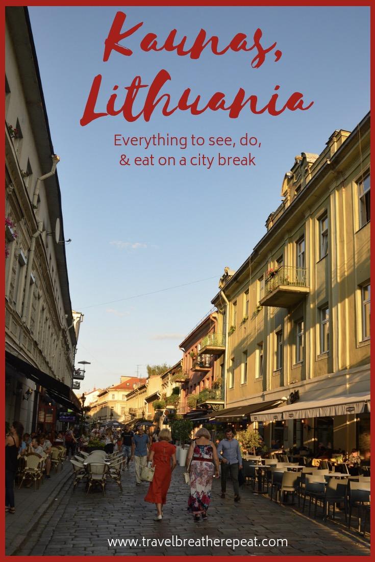 Cheap city breaks: Kaunas, Lithuania; city break in Kaunas; #kaunas #lithuania #europe #travel #travelinspiration