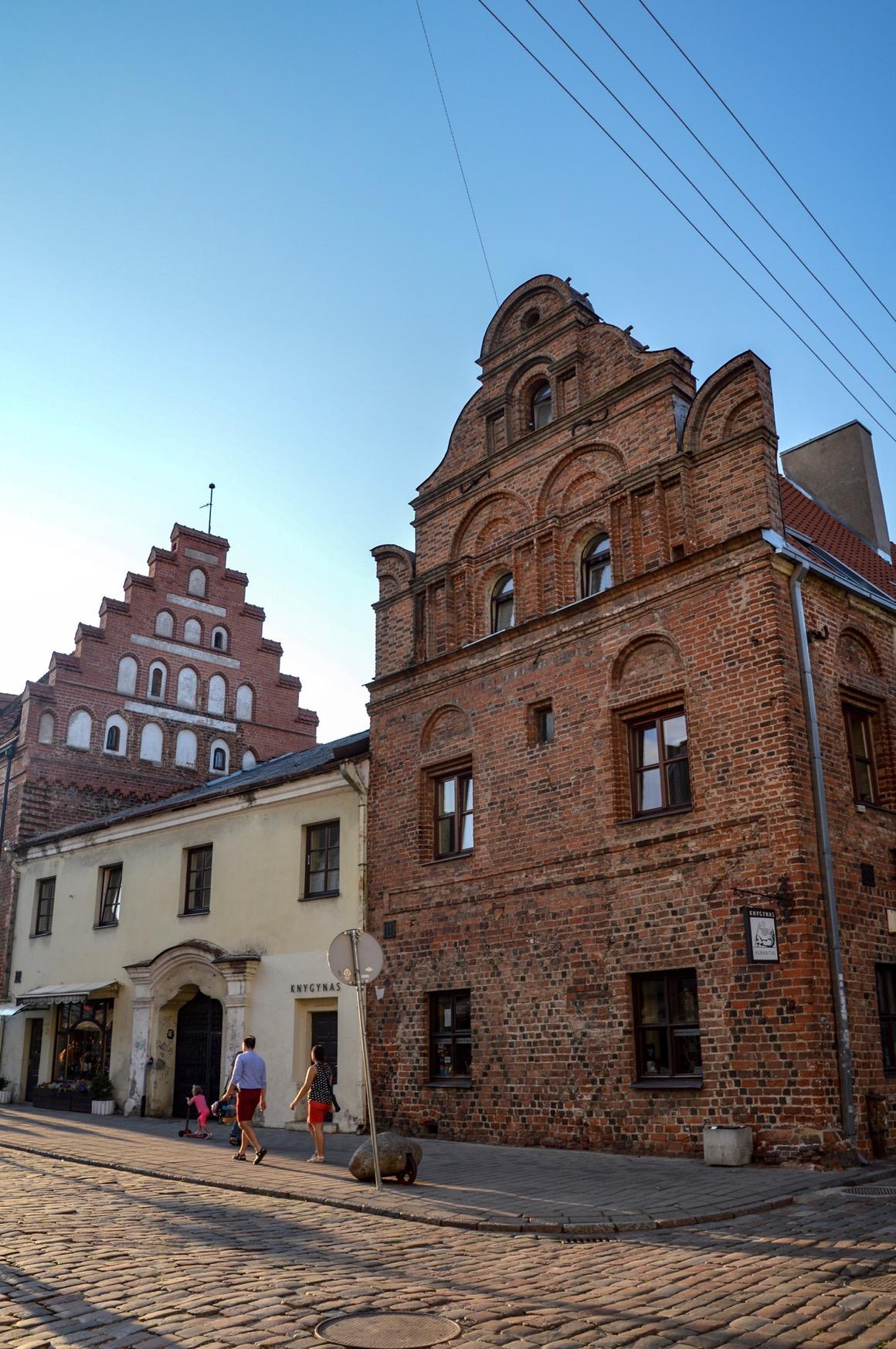 Kaunas Old Town, Lithuania