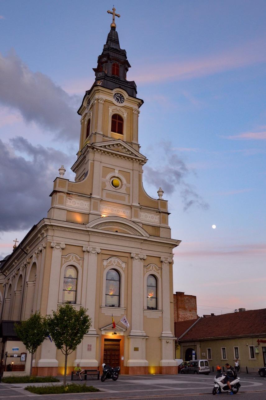 Church of the Moon, Oradea, Romania