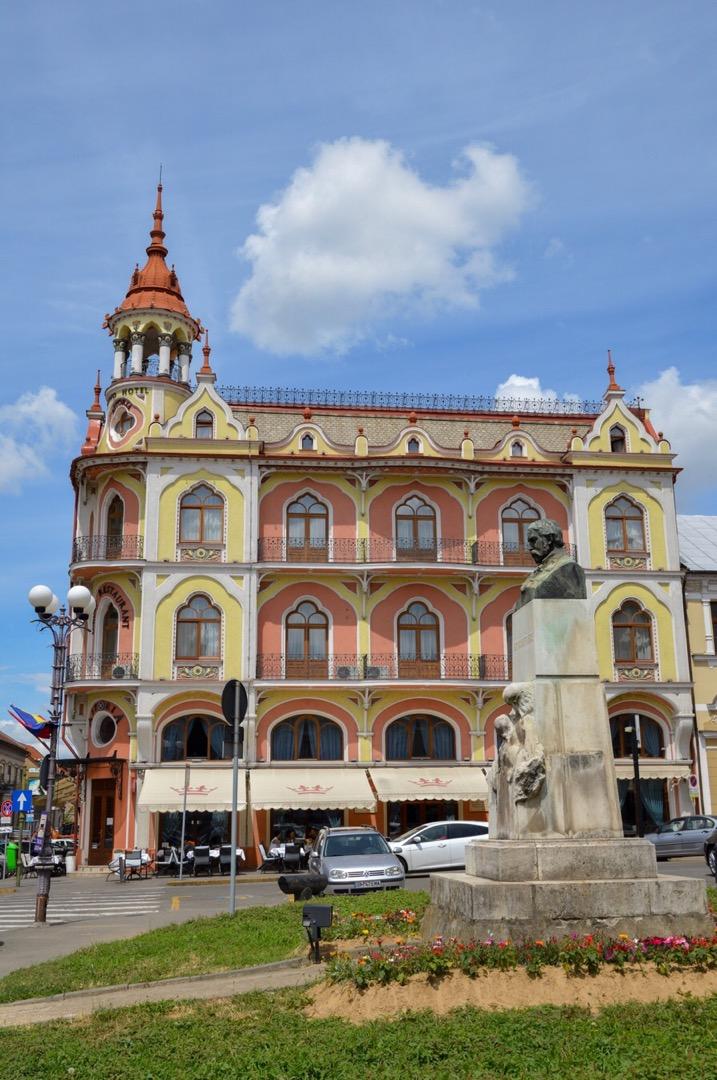 Building, Oradea, Romania