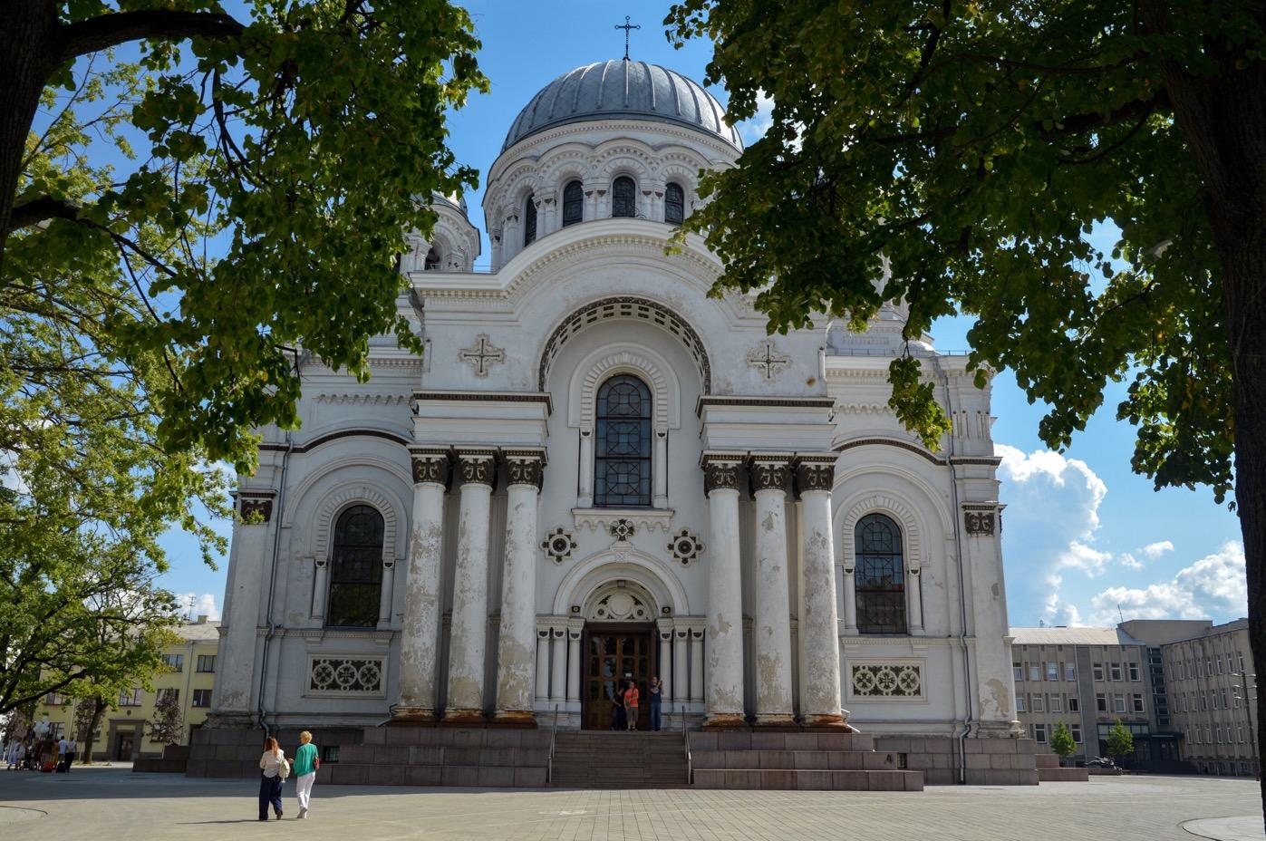 St. Michael's the Archangel Church, Kaunas, Lithuania