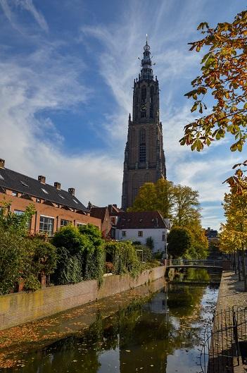 Onze Lieve Vrouwetoren, Amersfoort, The Netherlands