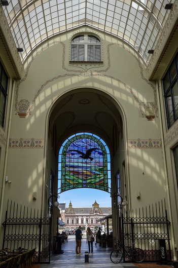 Black Eagle Passage, Oradea, Romania