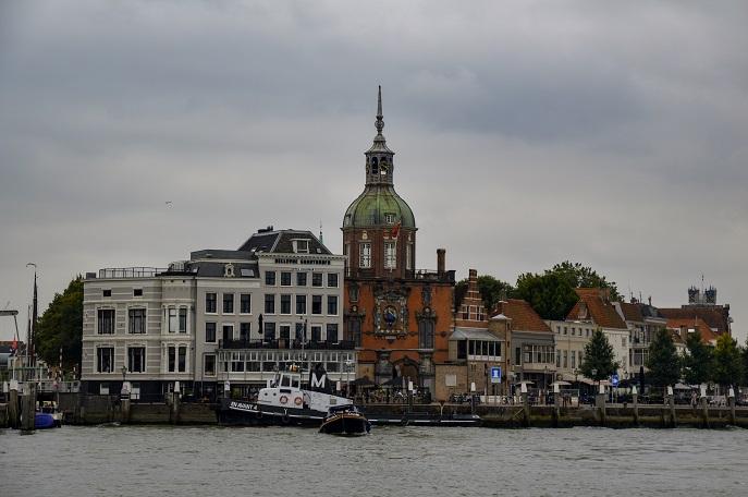 Waterbus view, Dordrecht, The Netherlands