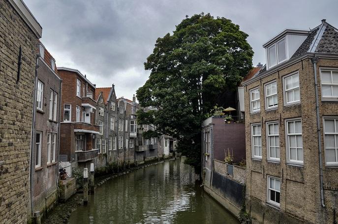 Canal, Dordrecht, The Netherlands