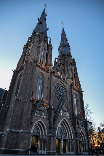 St. Catherine's Church, Eindhoven, The Netherlands