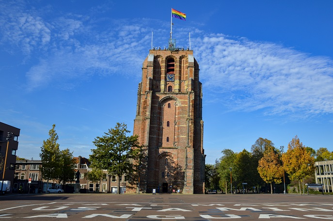 Oldehove, Leeuwarden, The Netherlands
