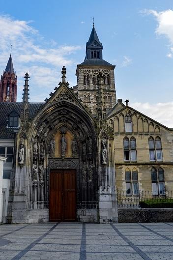 Churches, Maastricht, The Netherlands