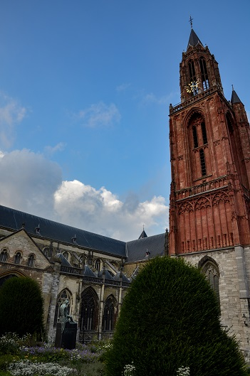 St John's Church, Maastricht, The Netherlands