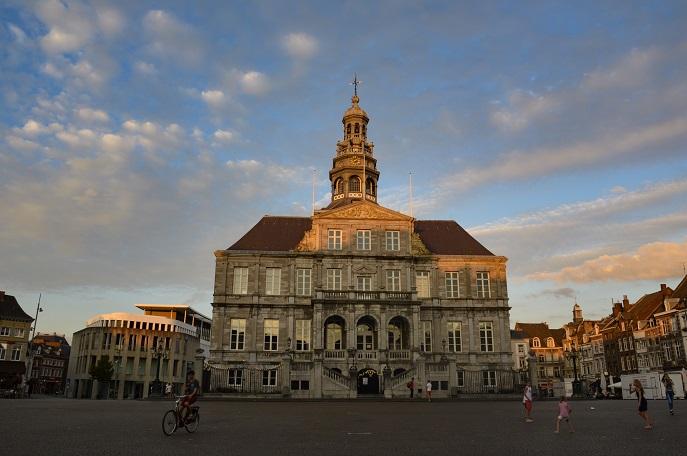 Stadhuis, Maastricht, The Netherlands
