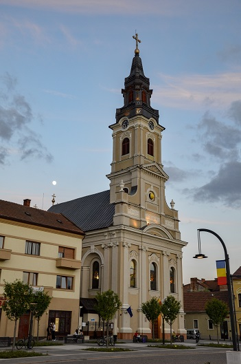 Church of the Moon, Oradea, Romania