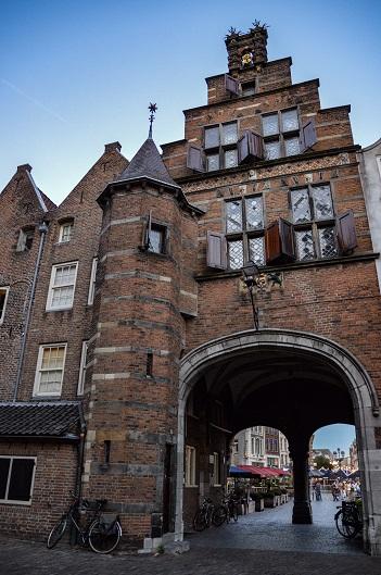 Dutch architecture, Nijmegen, The Netherlands